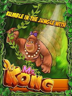 Ms. Kong apk screenshot