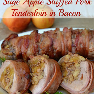 Stuffed Pork Tenderloin Bacon Recipes