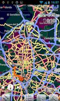 Screenshot of Map of Spain