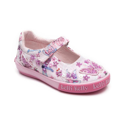 Lelli Kelly Dolly Flutterby Shoes DOLLY FLUTTERBY