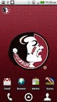 Screenshot of FSU Seminoles Revolving WP