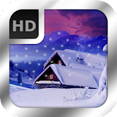 Let it Snow Live Wallpaper for Lollipop - Android 5.0