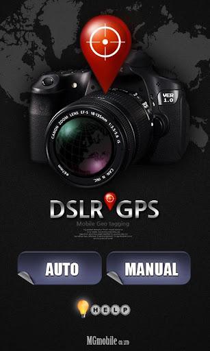 DSLR GPS