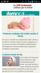 Revista Dominical - screenshot