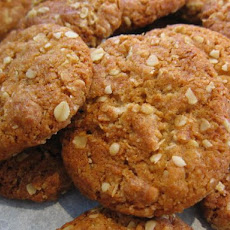 My Anzac Biscuits