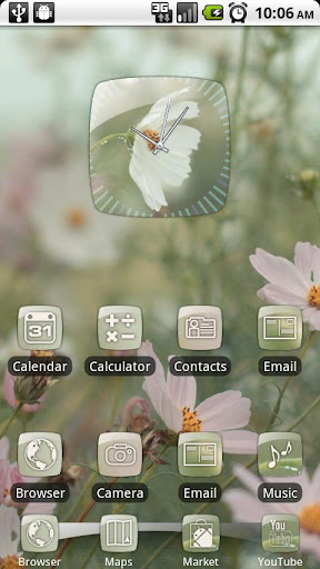 Wild Flowers Theme *New*