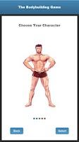Screenshot of The Bodybuilding Game