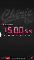 Screenshot of Chérie FM