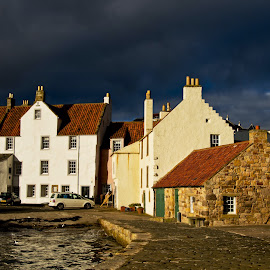 Pittenweem Harbour, Scotland  by Joe Porter - Buildings & Architecture Homes