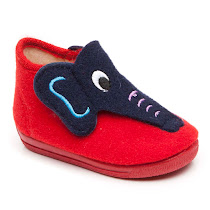 Cienta Elephant Slipper SLIPPERS