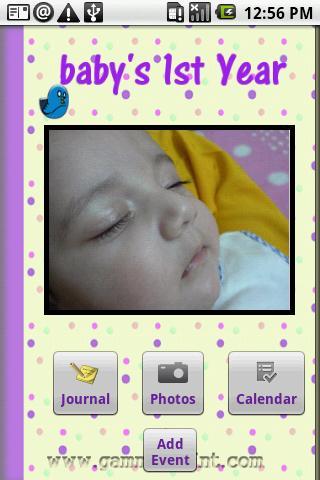 Baby First Journal - PhotoBook