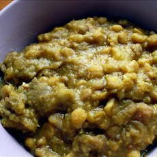 Pressure Cooker Double Dhal