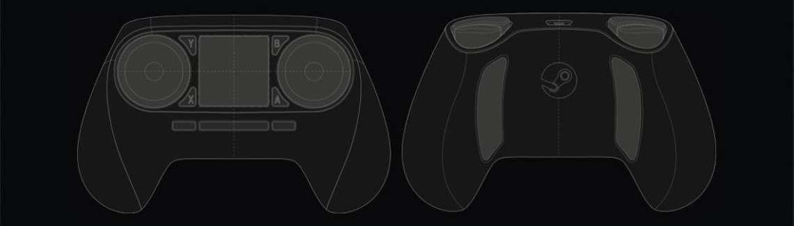 Valve unveils a brand new Steam Controller