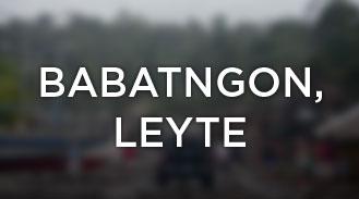 Babatngon, Leyte