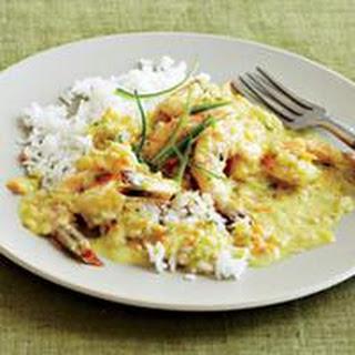 Indian Coconut Curry Shrimp Recipes