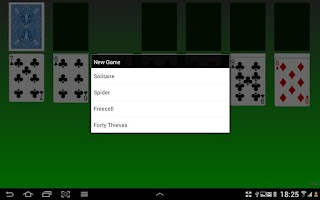 Screenshot of Solitaire Pack Patience Game