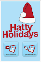 Screenshot of Hatty Holidays