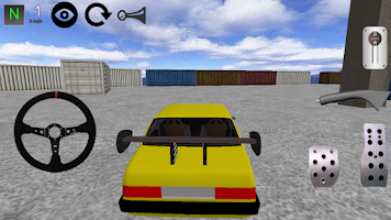 Screenshot of Car Drift 3D 2014