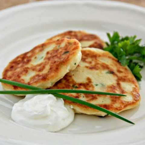 Easy Mashed Potato Pancakes