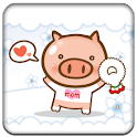 Moo Chicky Mother's Day Full T icon