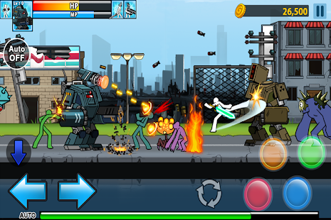 Free Anger Of Stick 4 APK for Windows 8