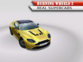 Screenshot of Burning Wheels 2 - 3D Racing