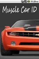 Screenshot of Muscle Car ID Pro