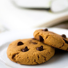 Pumpkin Chocolate Chip Cookies- Gluten-Free