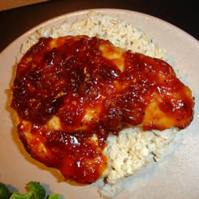 Country Style Barbecued Chicken