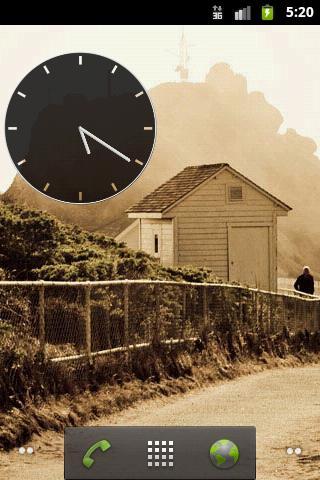 アナログ時計ε