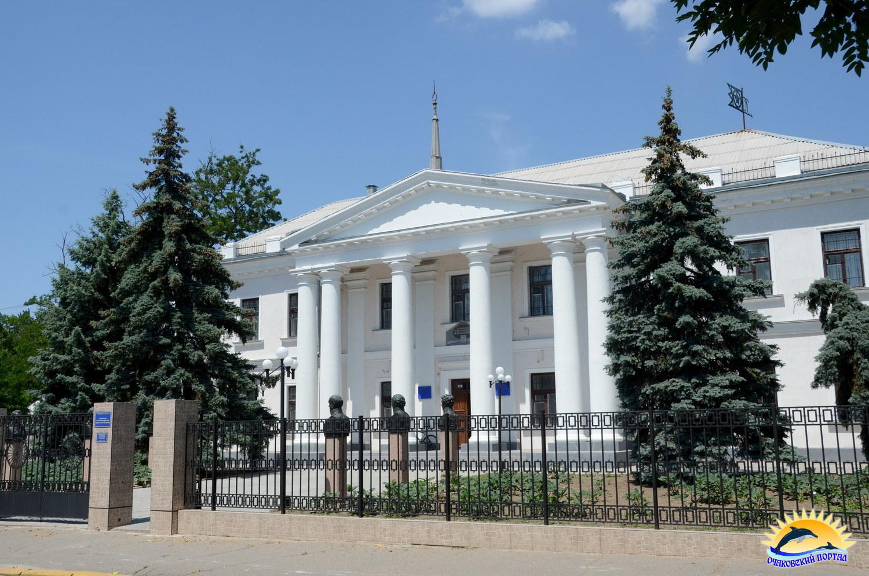 История Очакова. Военно-исторический музей им. А.В.Суворова