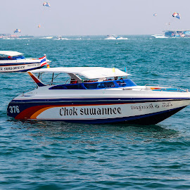 by Germzki Hitch Cardenas - Transportation Boats