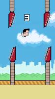 Screenshot of Fall Out Bird