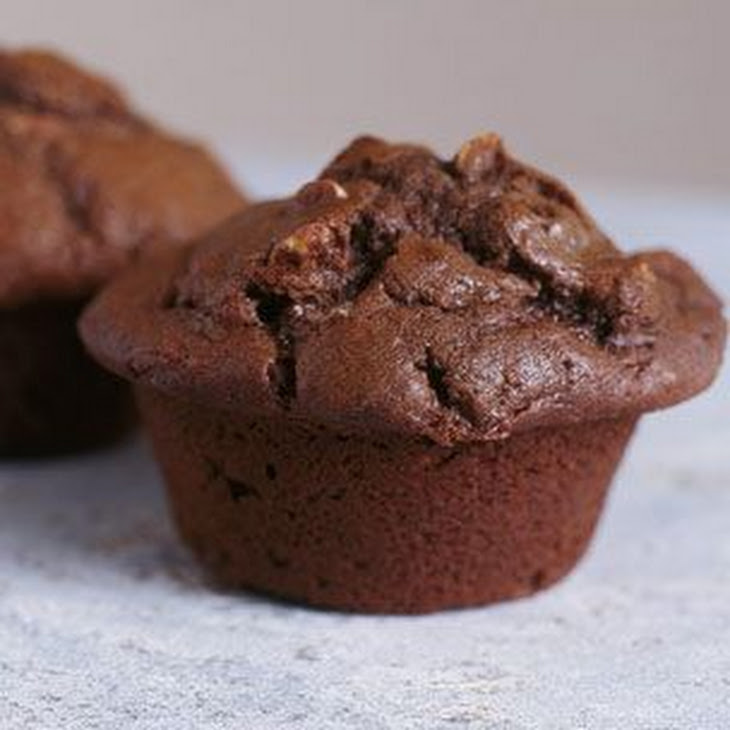 Dried Cherry-Chocolate Muffins Recipes — Dishmaps