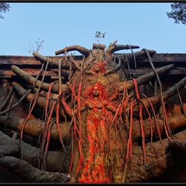 Amazing treegod by Milan Kumar Das - Artistic Objects Other Objects