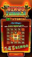Screenshot of Bingo Jungle