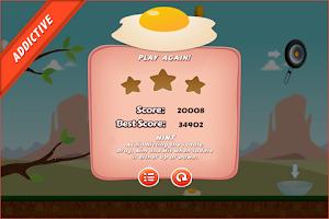 Screenshot of Egg Hit (Easter Egg Special)