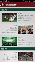 Screenshot of Fluminense F.C. Oficial
