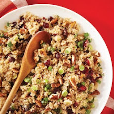 Maple Balsamic Quinoa Salad
