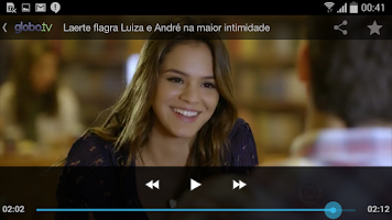 Screenshot of globo.tv