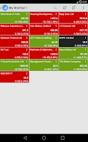 Screenshot of Stock Tracker - Portfolio