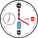 Maestro Clock Widget icon