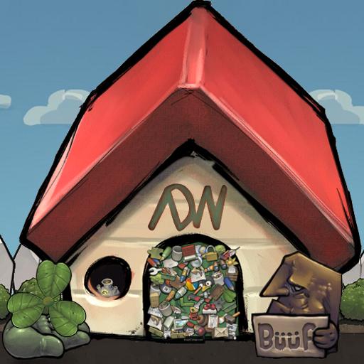BuuF GuuF - スタッフのADWと移動 個人化 App LOGO-APP試玩