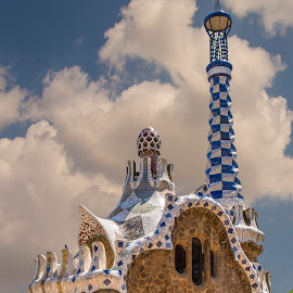 Guell Parc 2 by John Myrianthousis - Buildings & Architecture Architectural Detail