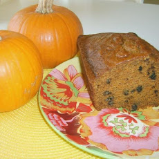 Pumpkin Carrot  Bread