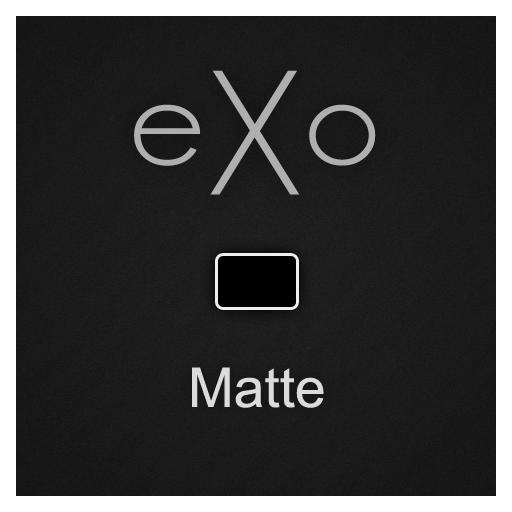 ADW eXo Matte LOGO-APP點子