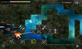 Screenshot of Star Rebellion Lite