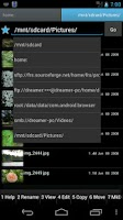 Screenshot of Ghost Commander File Manager