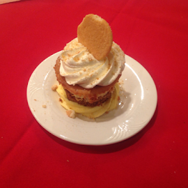 Cream cheese banana cupcake by Terry Linton - Food & Drink Candy & Dessert (  )