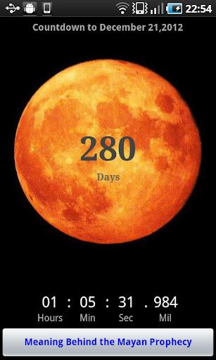 2012 Countdown Doomsday